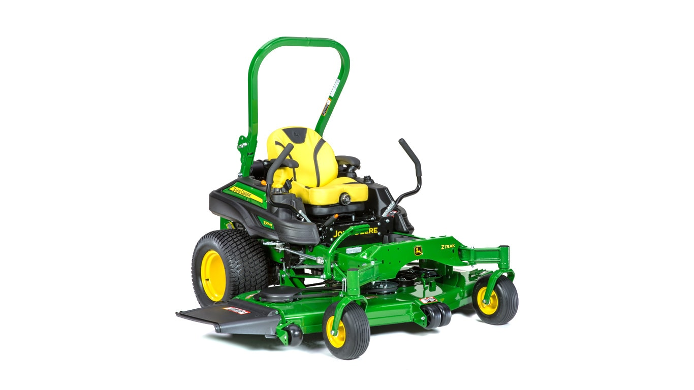 ZTrak™ Zero-Turn Mowers - Commercial Mowers John Deere US