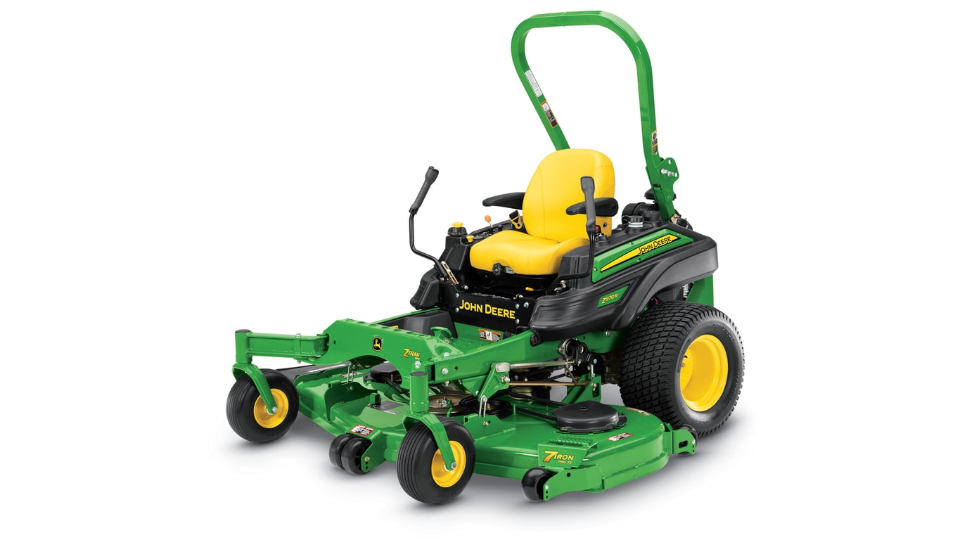 Commercial Mowers | ZTrak™ Z970R Zero-Turn Mowers | John ... on