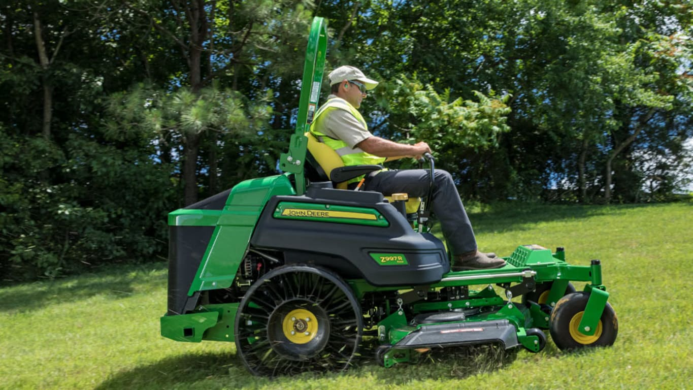 Field image of Z997R Ztrak Mower