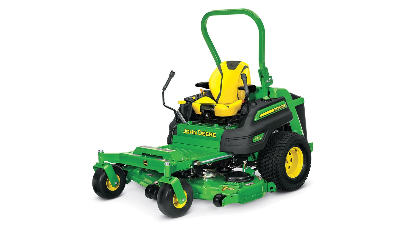 Studio image of Z997R Ztrak Zero-Turn Mower