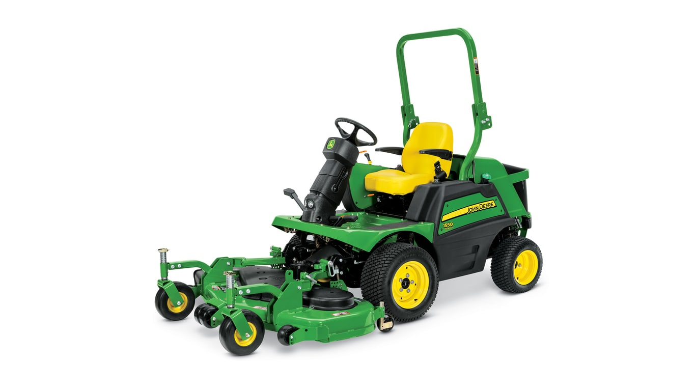 1550 Front Mower Studio photo