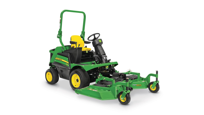Commercial Mowers | 1580 TerrainCut™ Front Mowers | John Deere US