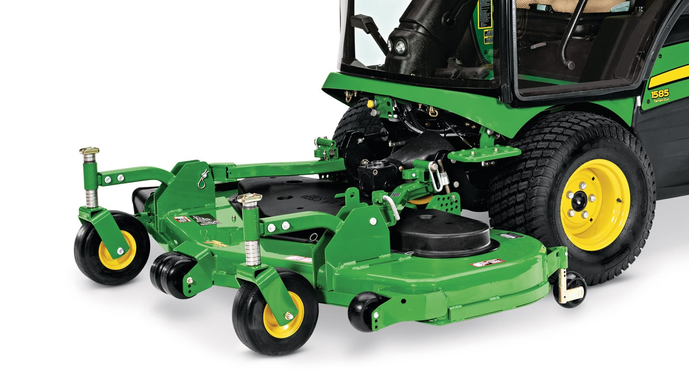 Commercial Mowers Front And Wide Area John Deere Us Mower Deck Belt Diagram In Addition Mowerdeck Implement