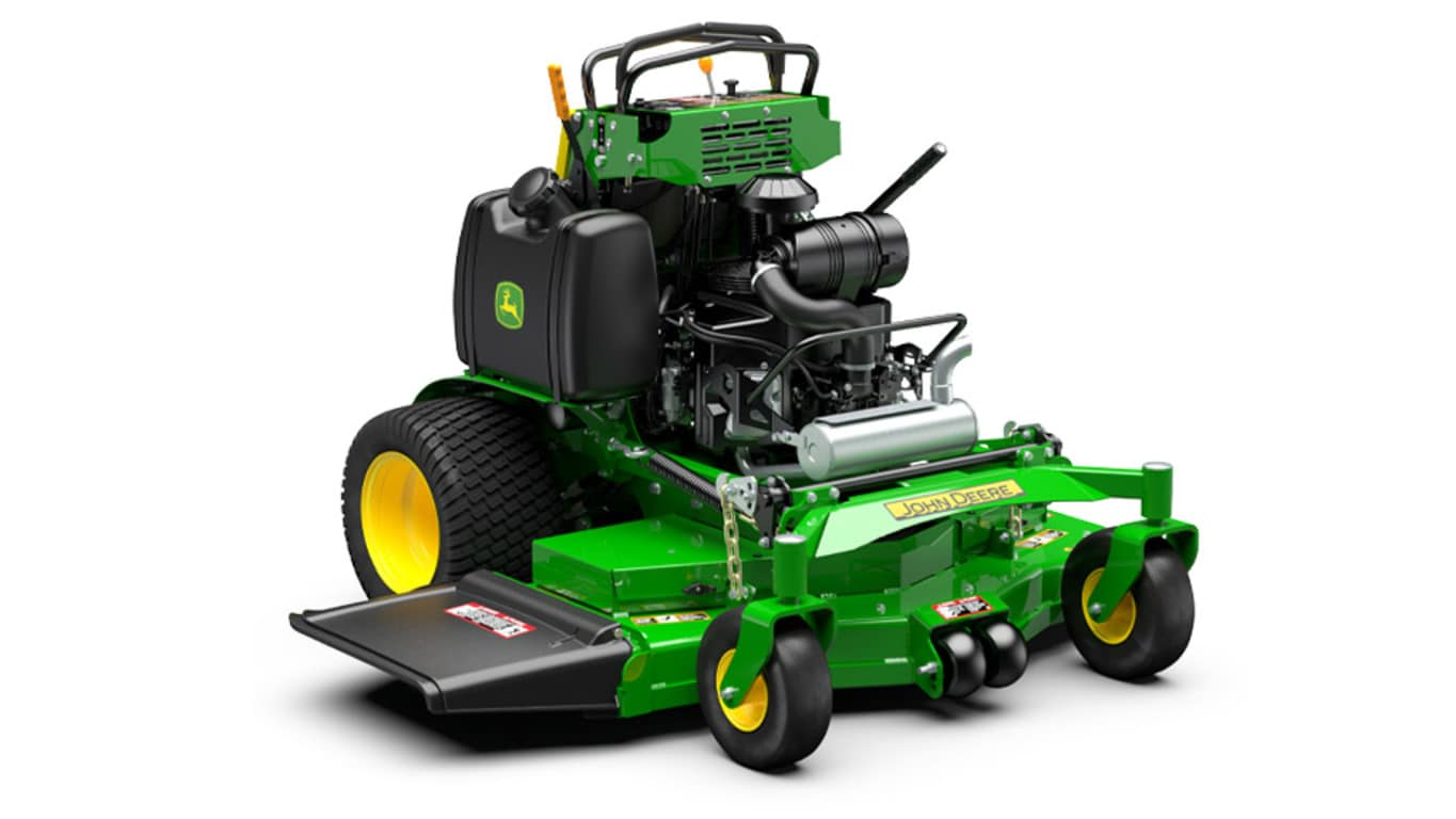 Studio image of 648M QuikTrak Stand-On Mower