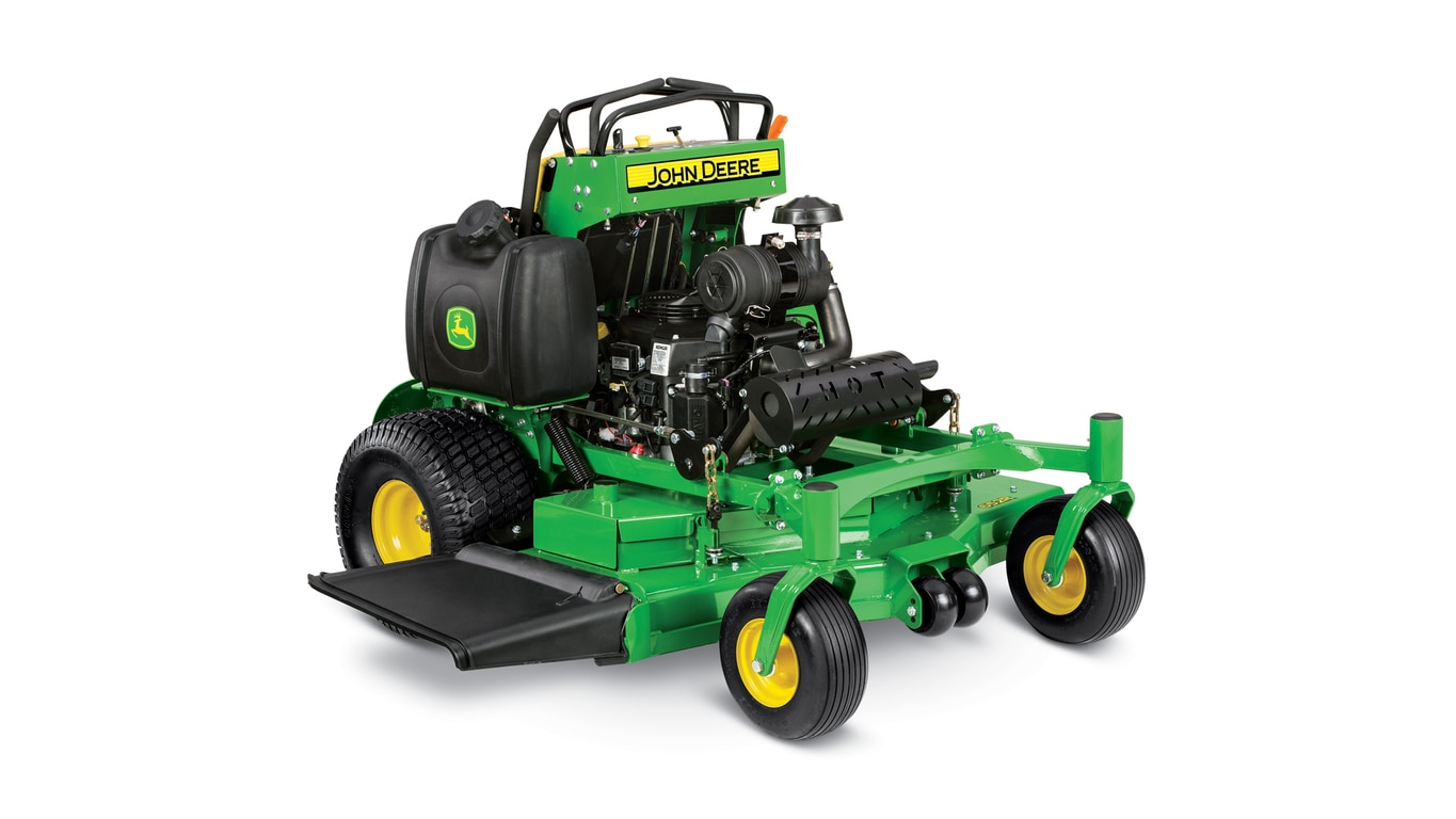 Commercial Mowers Quiktrak 648r Stand On Mowers John