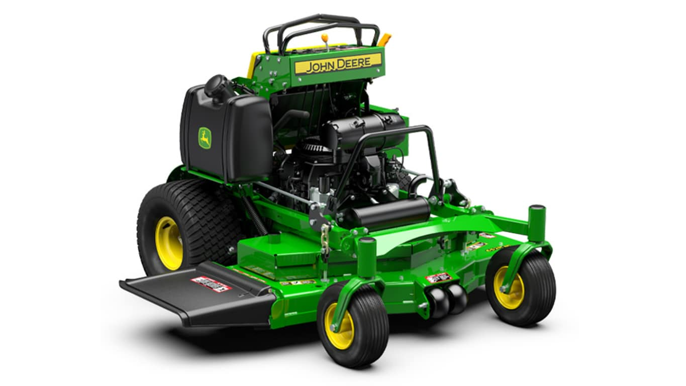 Studio image of 652R EFI QuikTrak Stand-On Mower