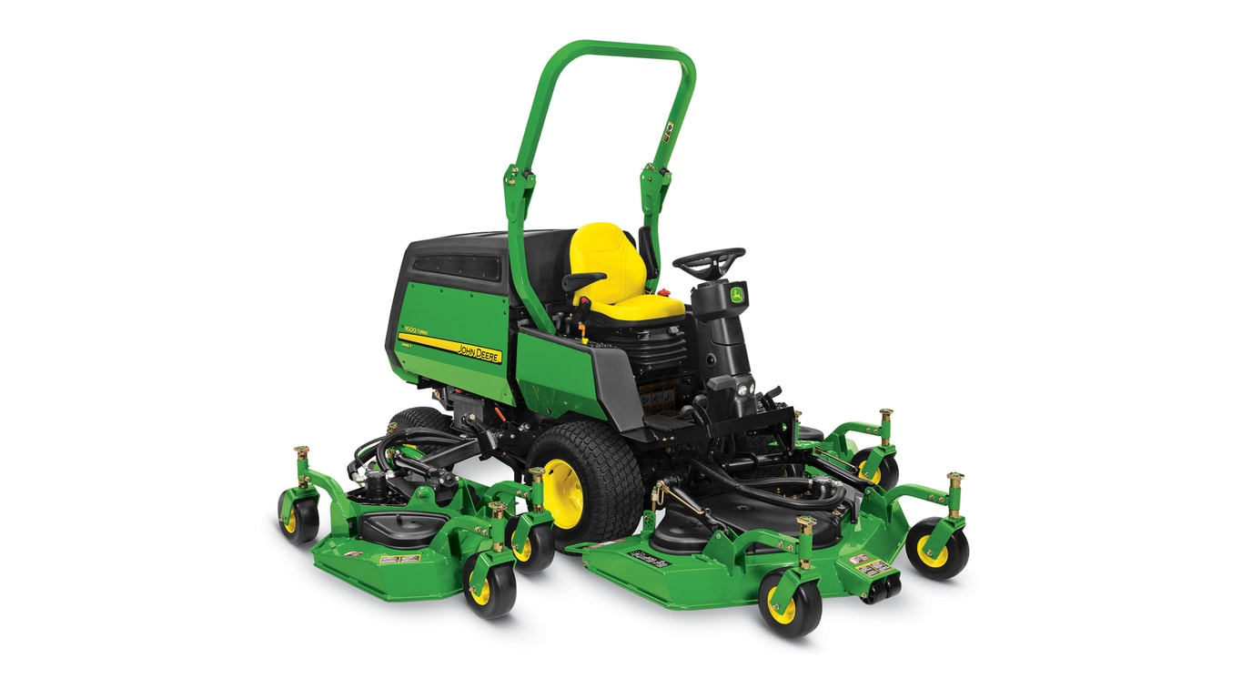 Studio 1600 Wide-Area Mower