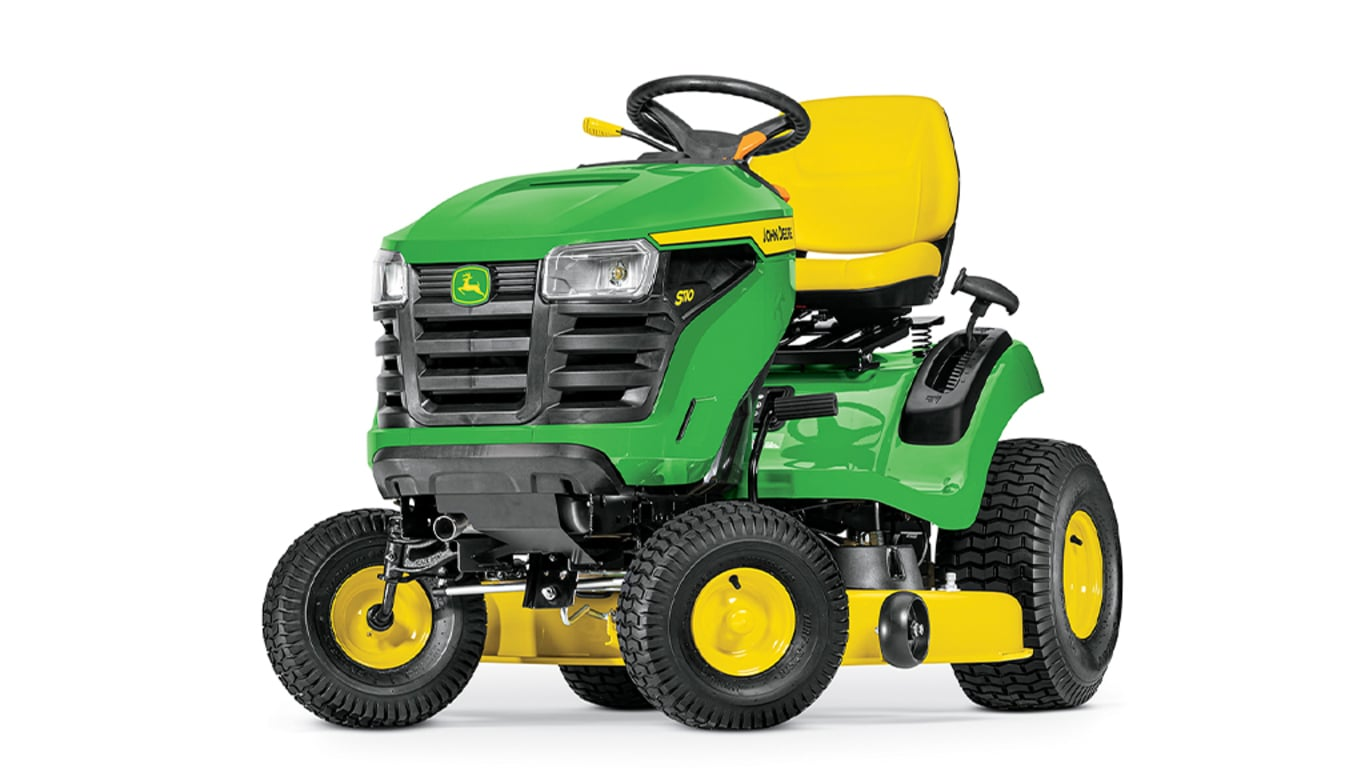 Studio image of S110 Lawn Tractor