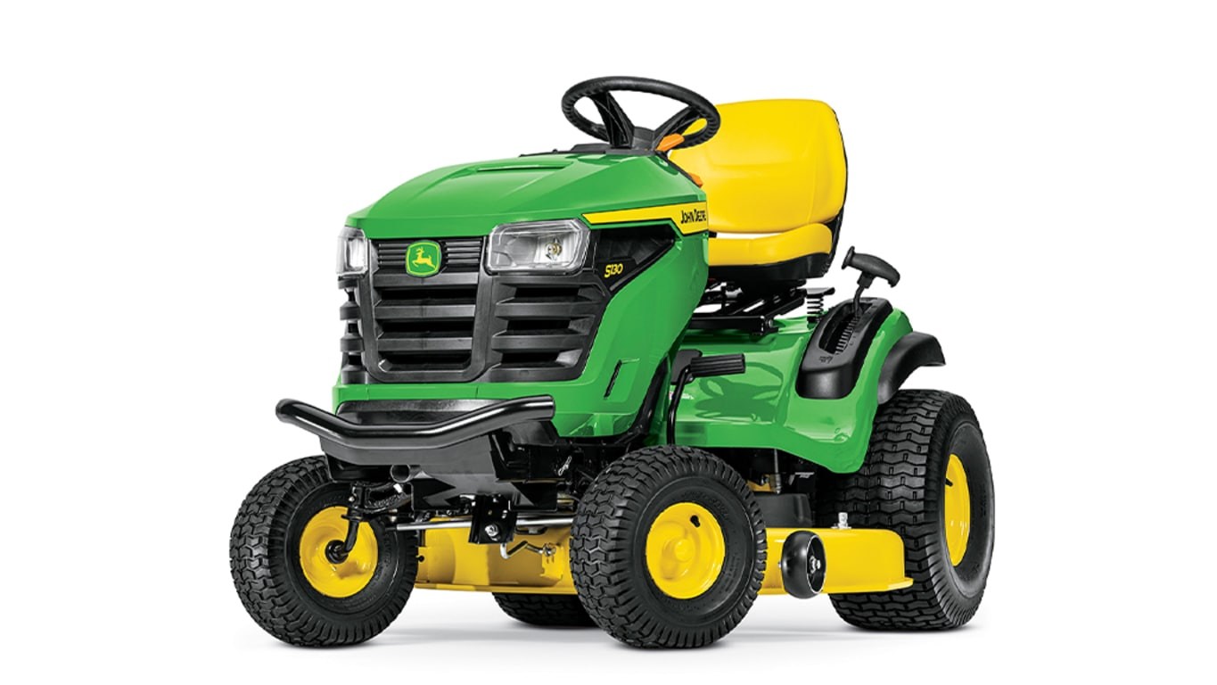Studio image of S130 Lawn Tractor