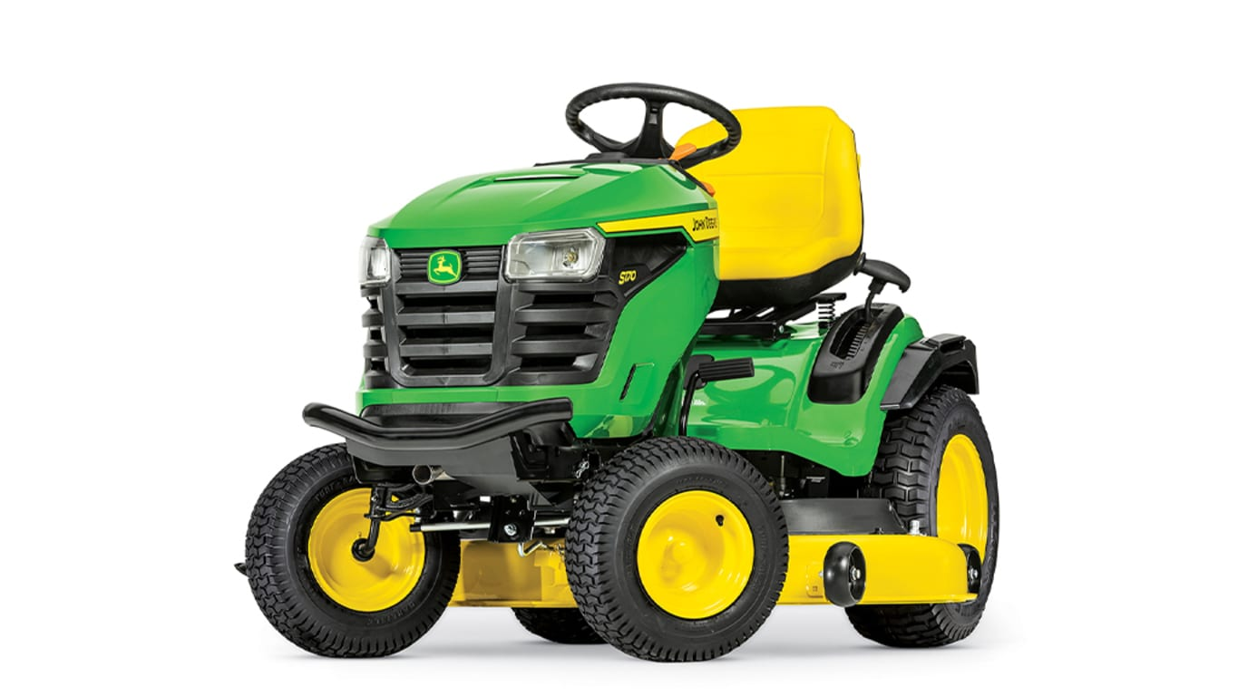 studio image of the S170 lawn mower