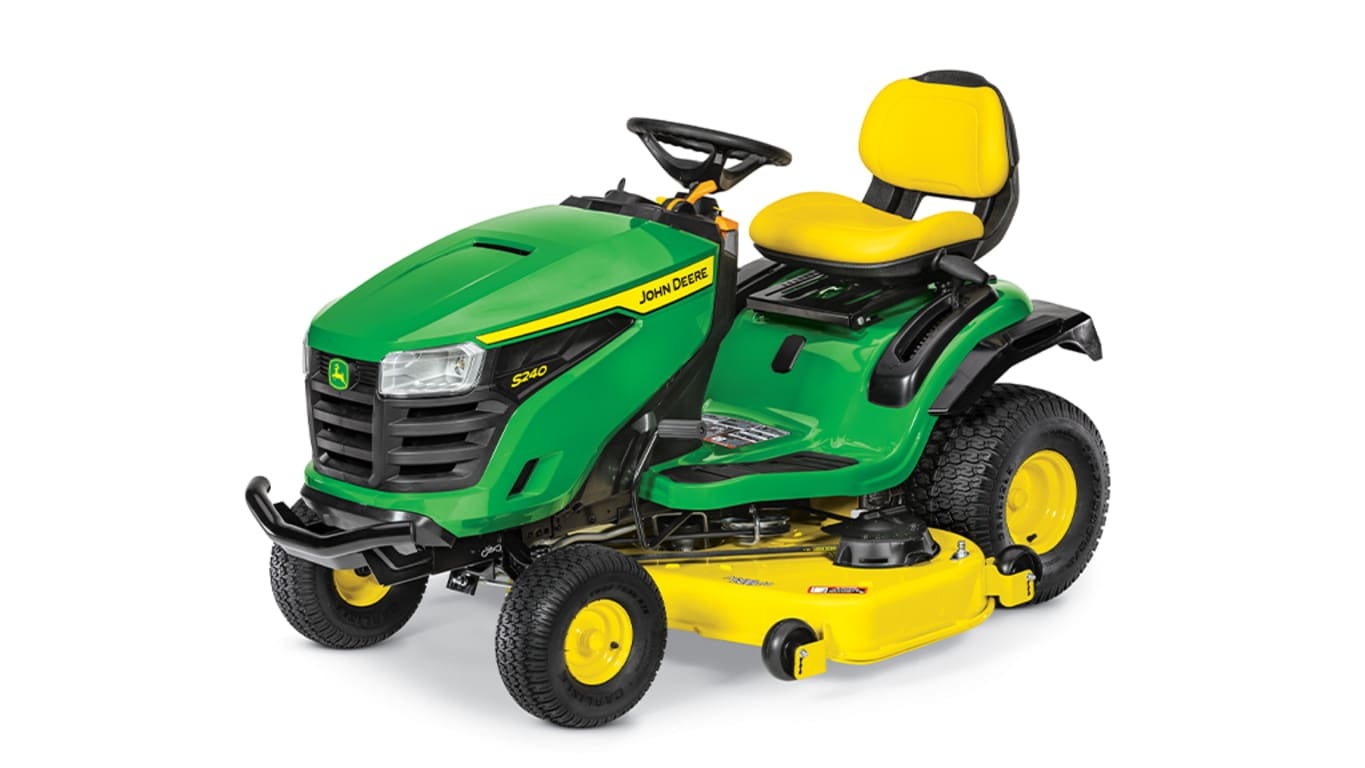 Studio image of S240, 48 inch Lawn Tractor