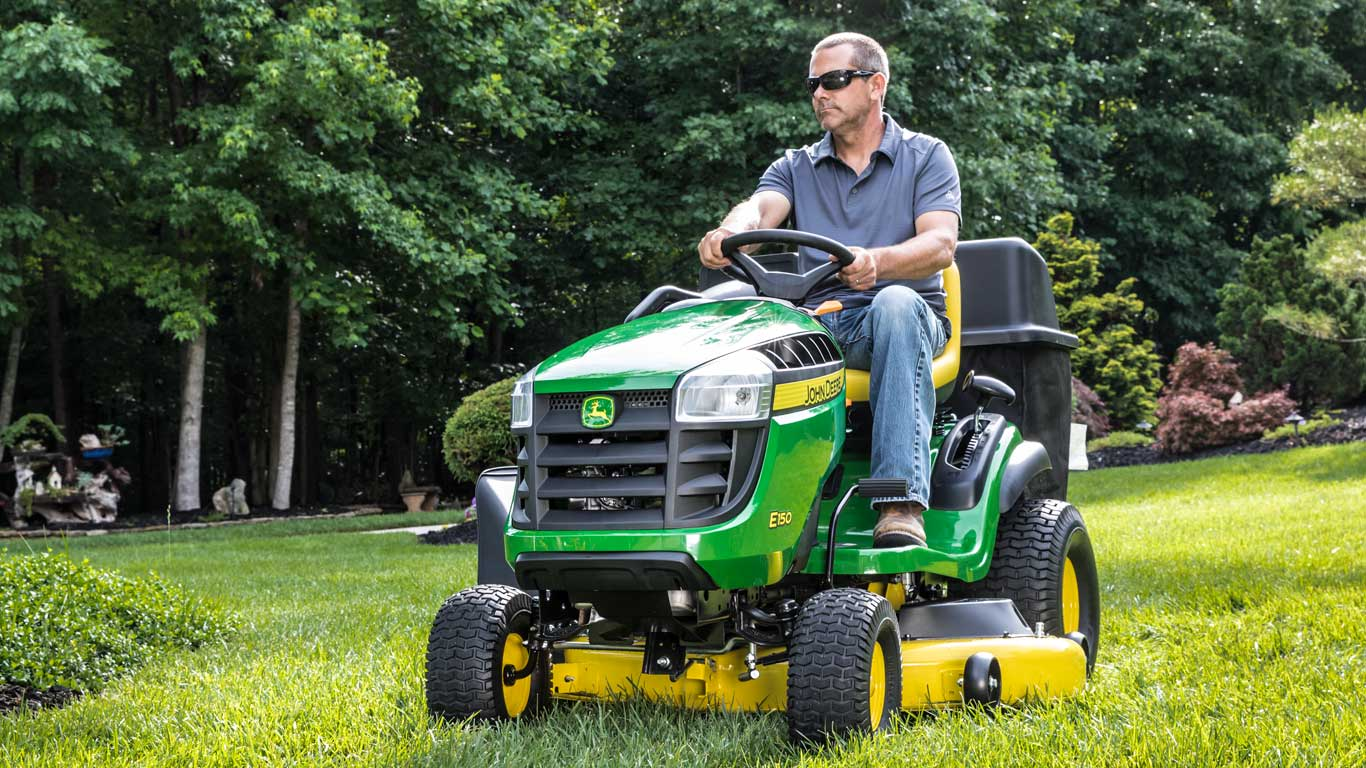 Delightful New 100 Series Lawn Tractors. Amazing Ideas