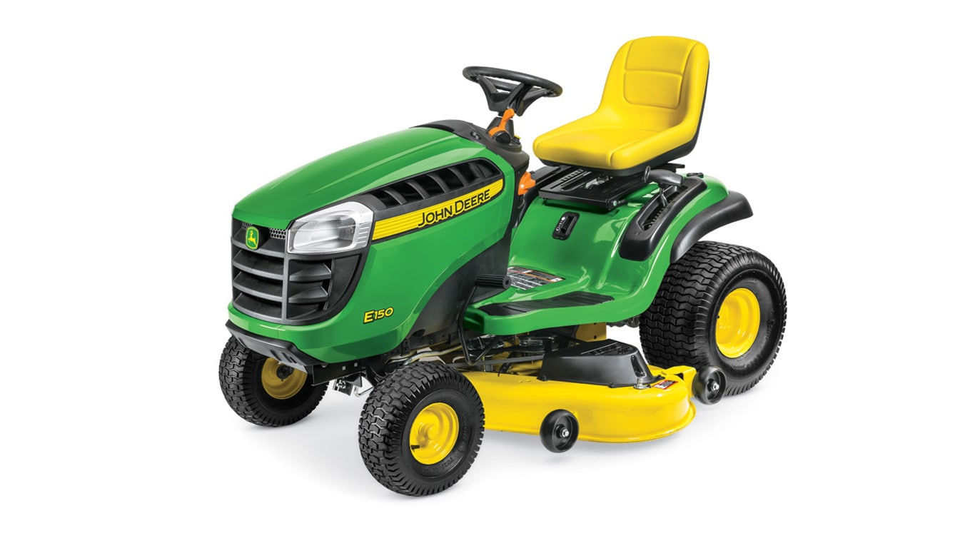 Lawn Tractors | Riding Lawn Mowers | John Deere US