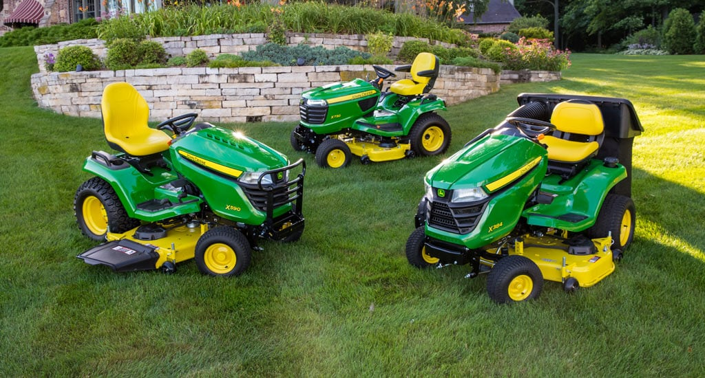 Lawn Tractors Riding Lawn Mowers John Deere Us