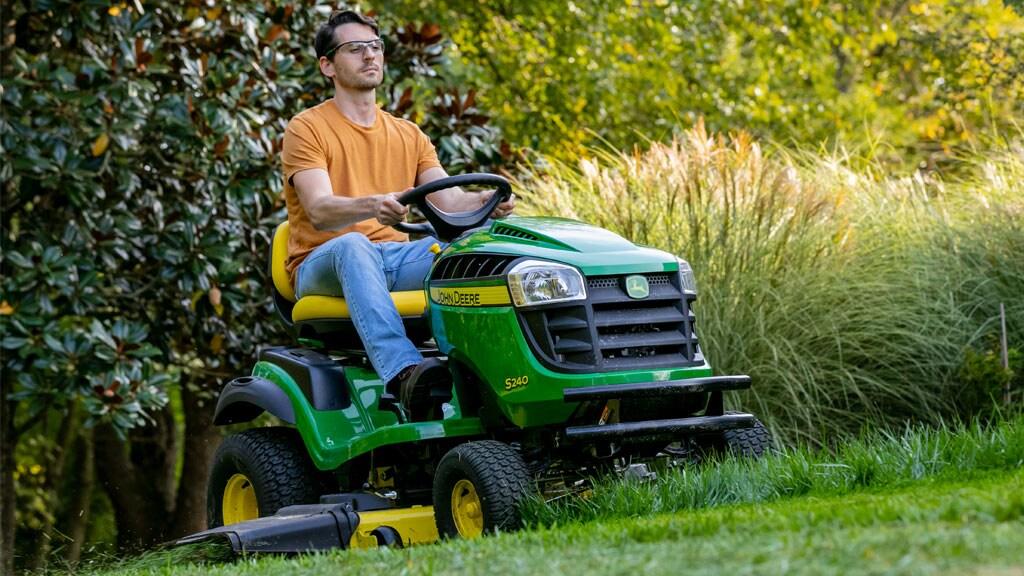 S240 lawn mower