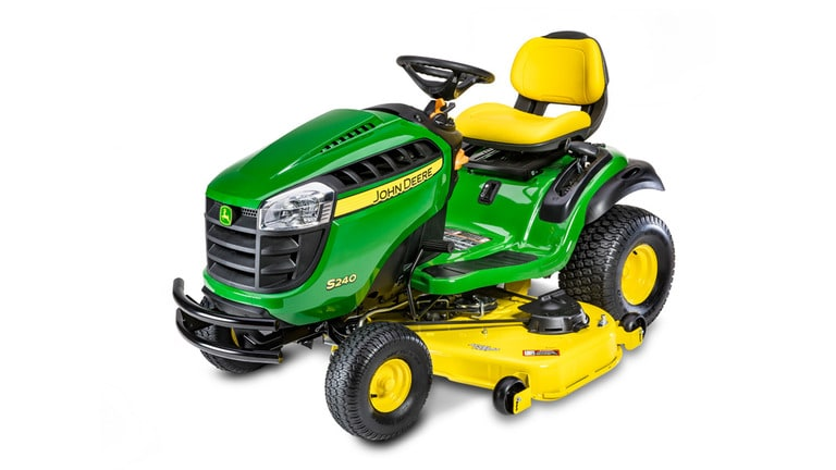 Save $200 on S240 Lawn Tractors†