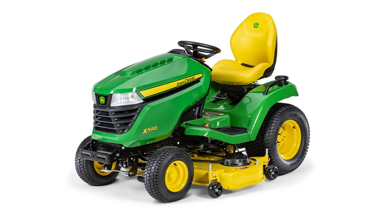X590 Lawn Tractor with 48-in. Deck