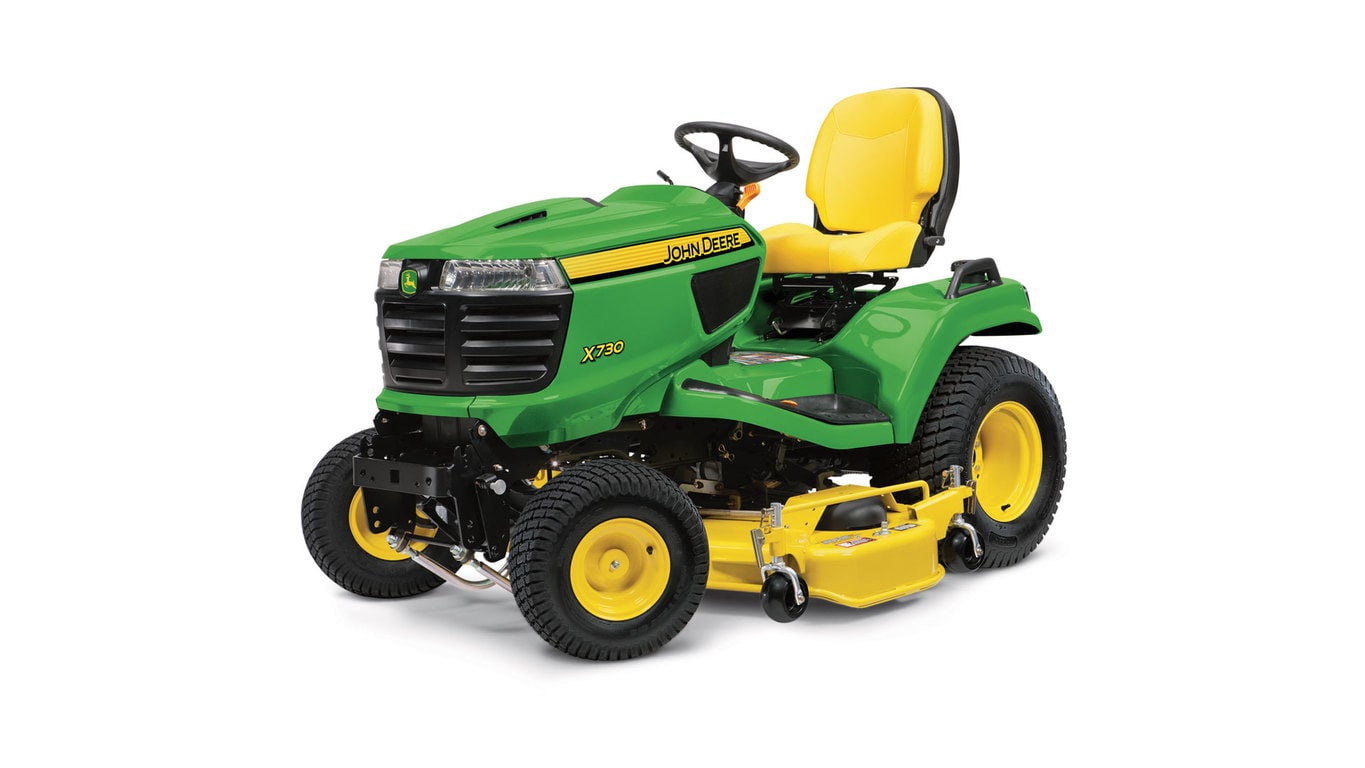 x700 signature series lawn tractors for sale john deere us. Black Bedroom Furniture Sets. Home Design Ideas