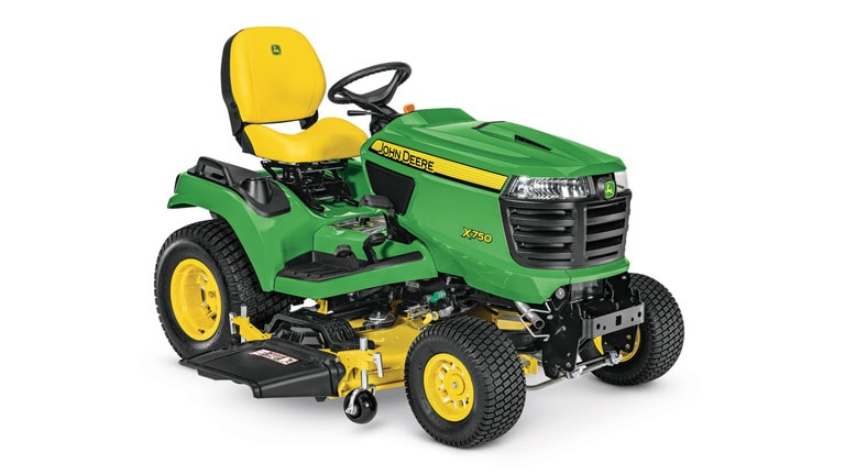 X750 Signature Series Lawn Tractor