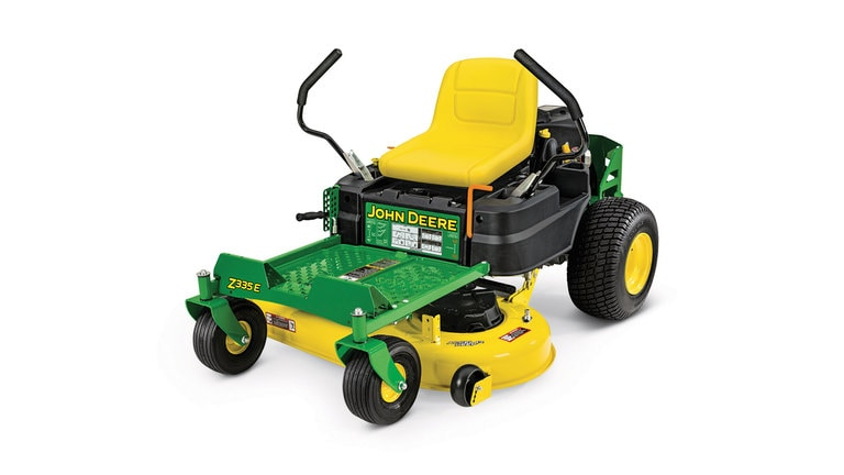 Cal-Coast Machinery - Z335E Z335E Residential ZTrak™ Mower with 42