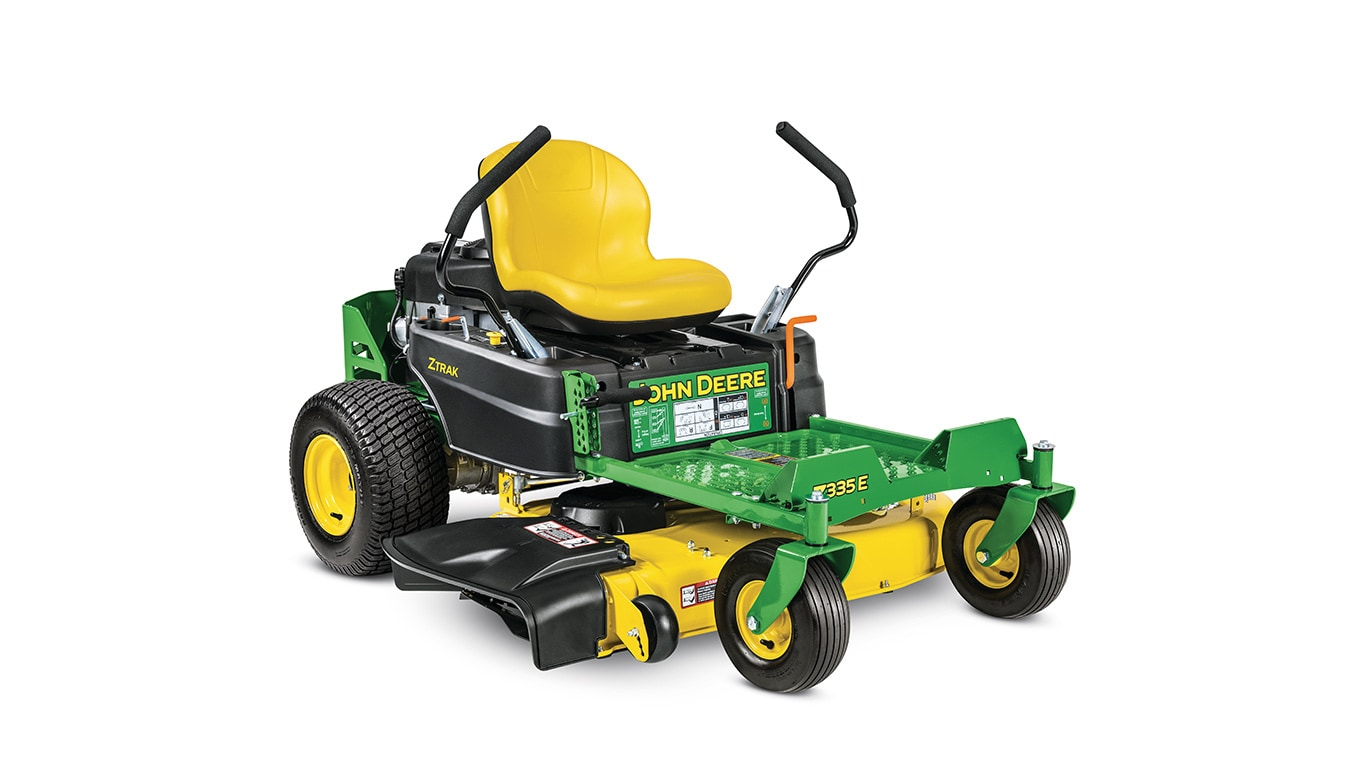 "Z300 Series ZTrak™ Mowers | Z335E 42-in. Deck | John Deere US on john deere cylinder head, john deere riding mower diagram, john deere 345 diagram, john deere 3020 diagram, john deere gt235 diagram, john deere fuel gauge wiring, john deere power beyond diagram, john deere 310e backhoe problems, john deere repair diagrams, john deere fuse box diagram, john deere chassis, john deere rear end diagrams, john deere tractor wiring, john deere fuel system diagram, john deere voltage regulator wiring, john deere 212 diagram, john deere 42"" deck diagrams, john deere starters diagrams, john deere sabre mower belt diagram, john deere electrical diagrams,"