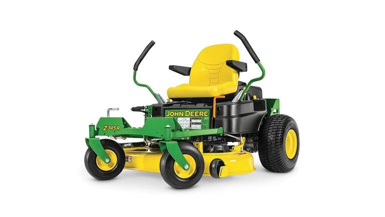 Cal-Coast Machinery - Z345R Z345R Residential ZTrak™ Mower with 42