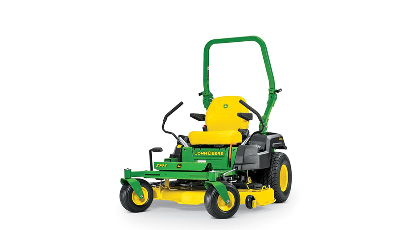 Studio image of Z515E, 48-in. zero-turn mower