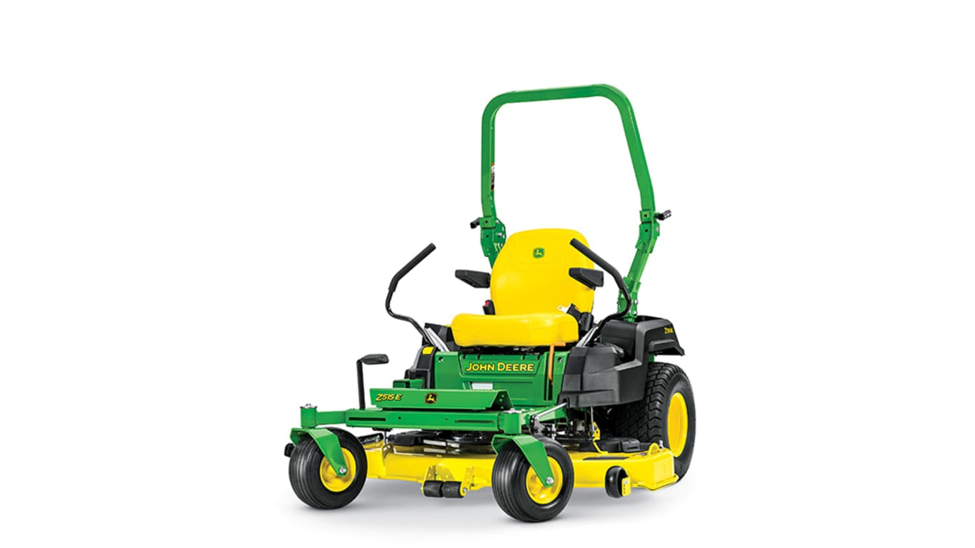 Studio image of Z515E, 54-in. zero-turn mower