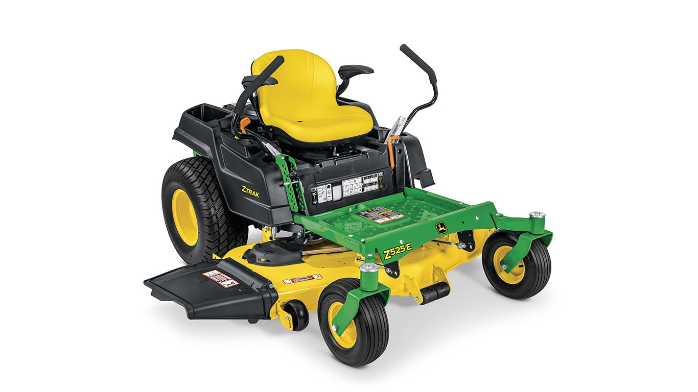 Z500 Series ZTrak™ Mowers | Z525E 48- or 54-in  Deck | John Deere US