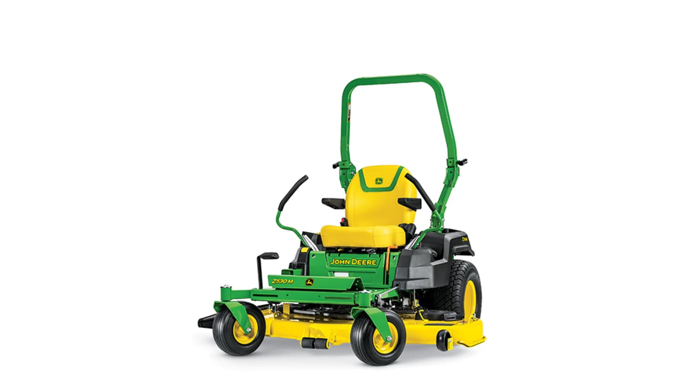 Studio image of Z530M, 60-in. zero-turn mower