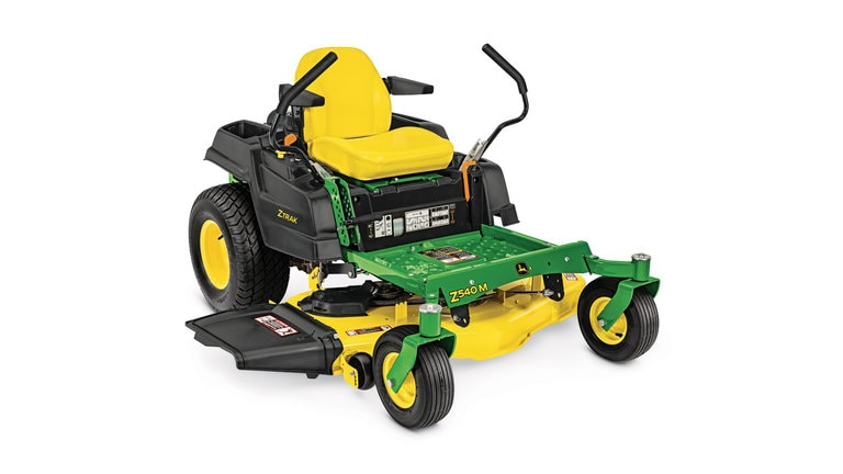 Residential ZTrak™ Zero-Turn Mowers