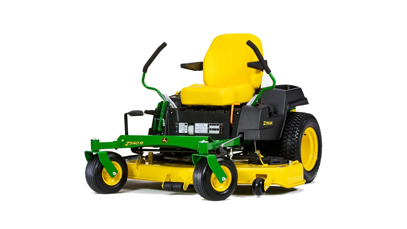 studio image of a Residiential ZTrak Z535R mower