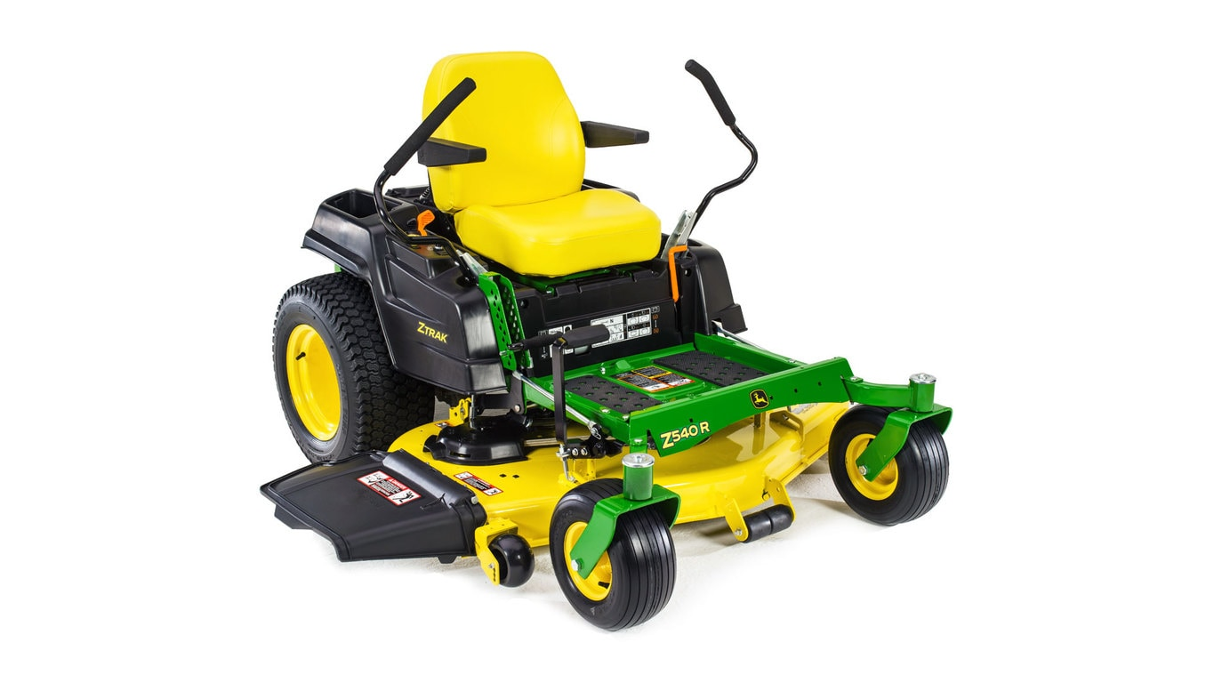 Z540R Residential ZTrak™ Mower with 48-, 54-, or 60-in. High Capacity Deck