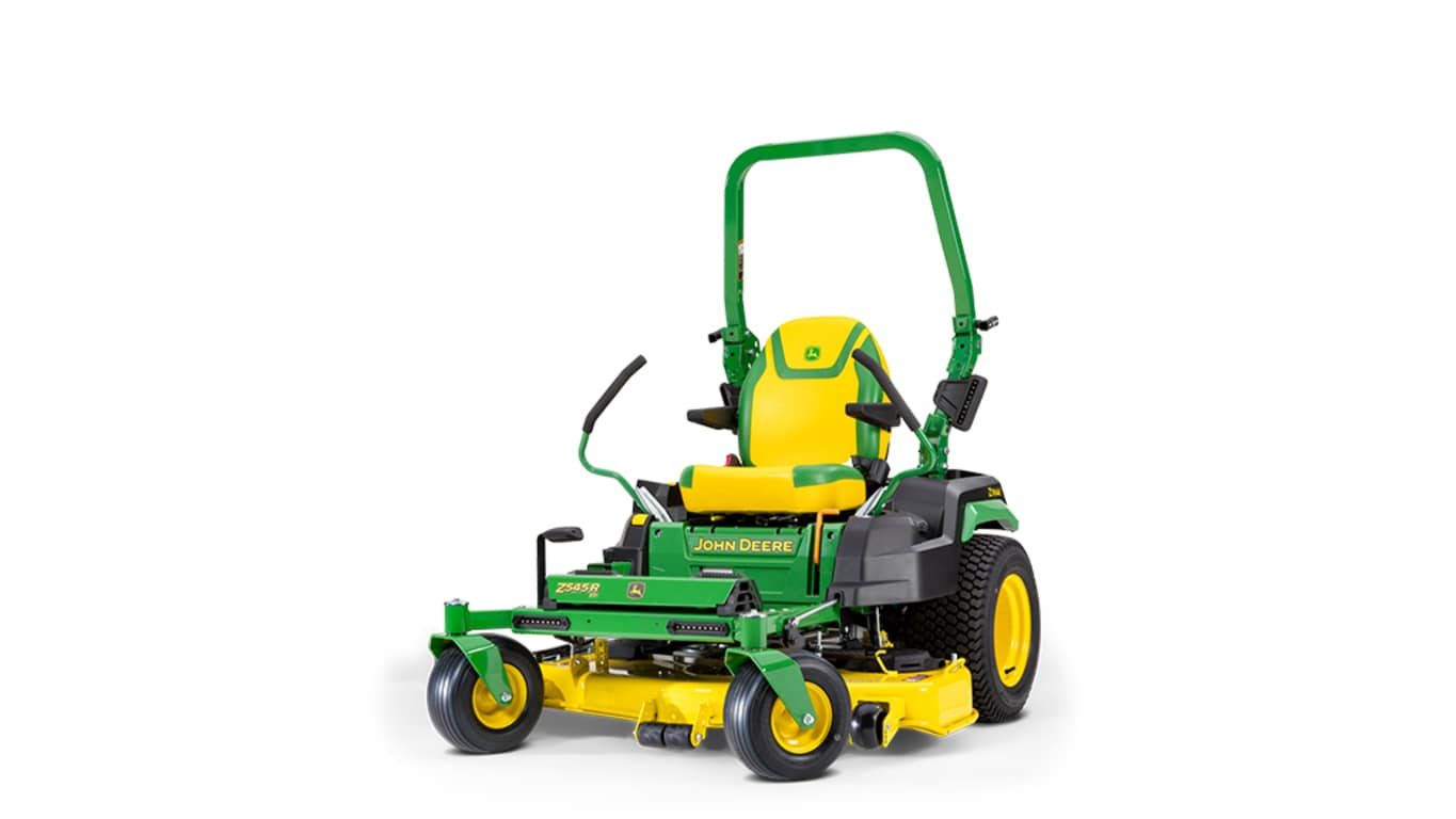 Studio image of Z545R, 48-in. zero-turn mower