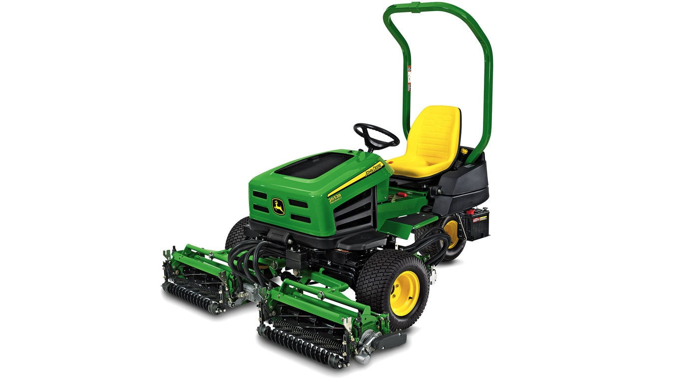 Studio image of 2653b PrecisionCut Mower