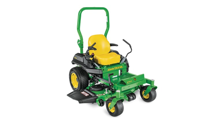 studio image of Z720e ztrak zero turn mower