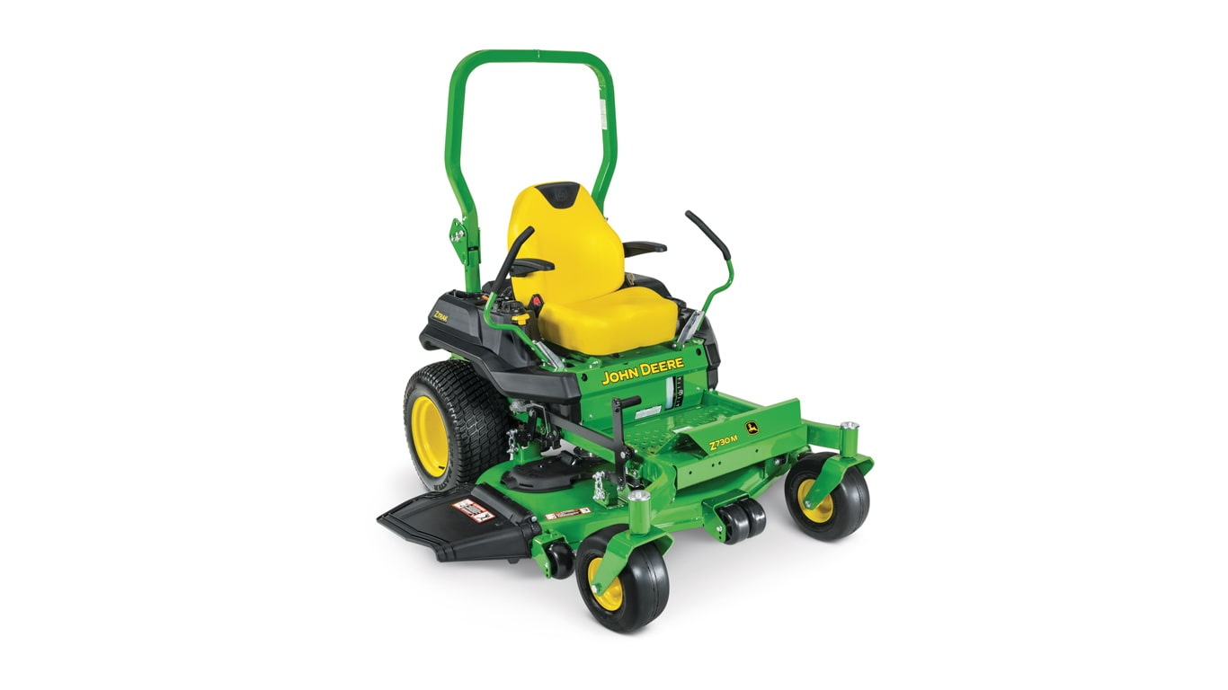 Z700 Series ZTrak™ Mowers | Z730M 48-, 54-, or 60-in  Deck | John