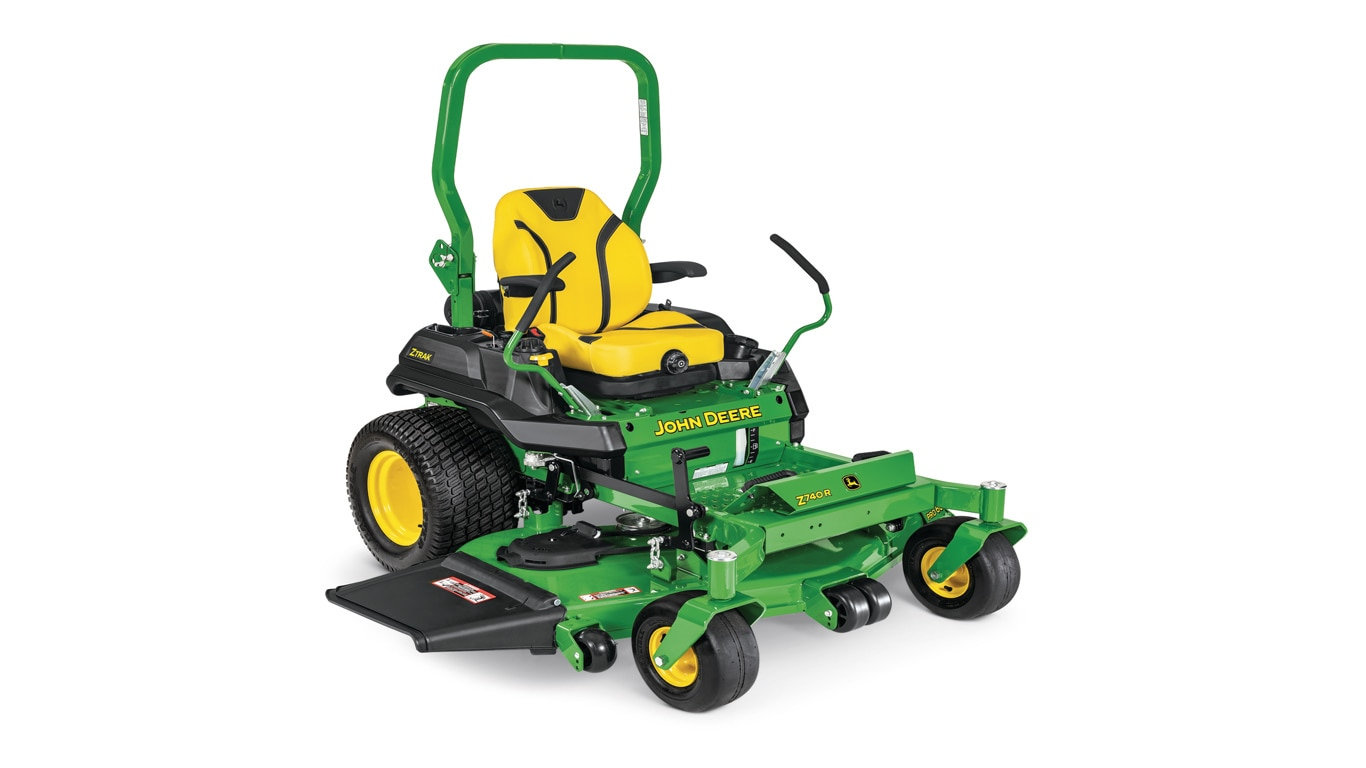 Z700 Series ZTrak™ Mowers | Z740R 48-, 54-, or 60-in  Deck