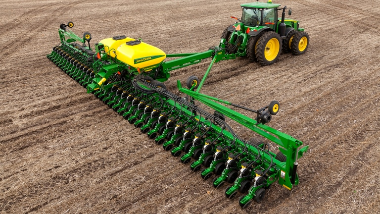 Sydenstrickers - New John Deere Agriculture & Farming ... on