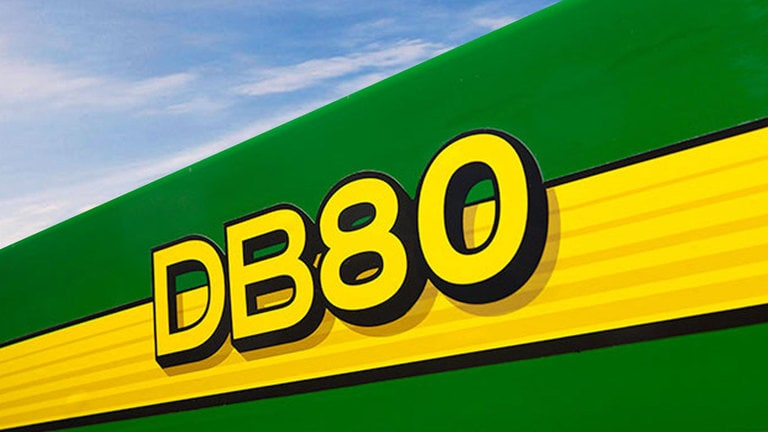 DB80 48Row20 Planter