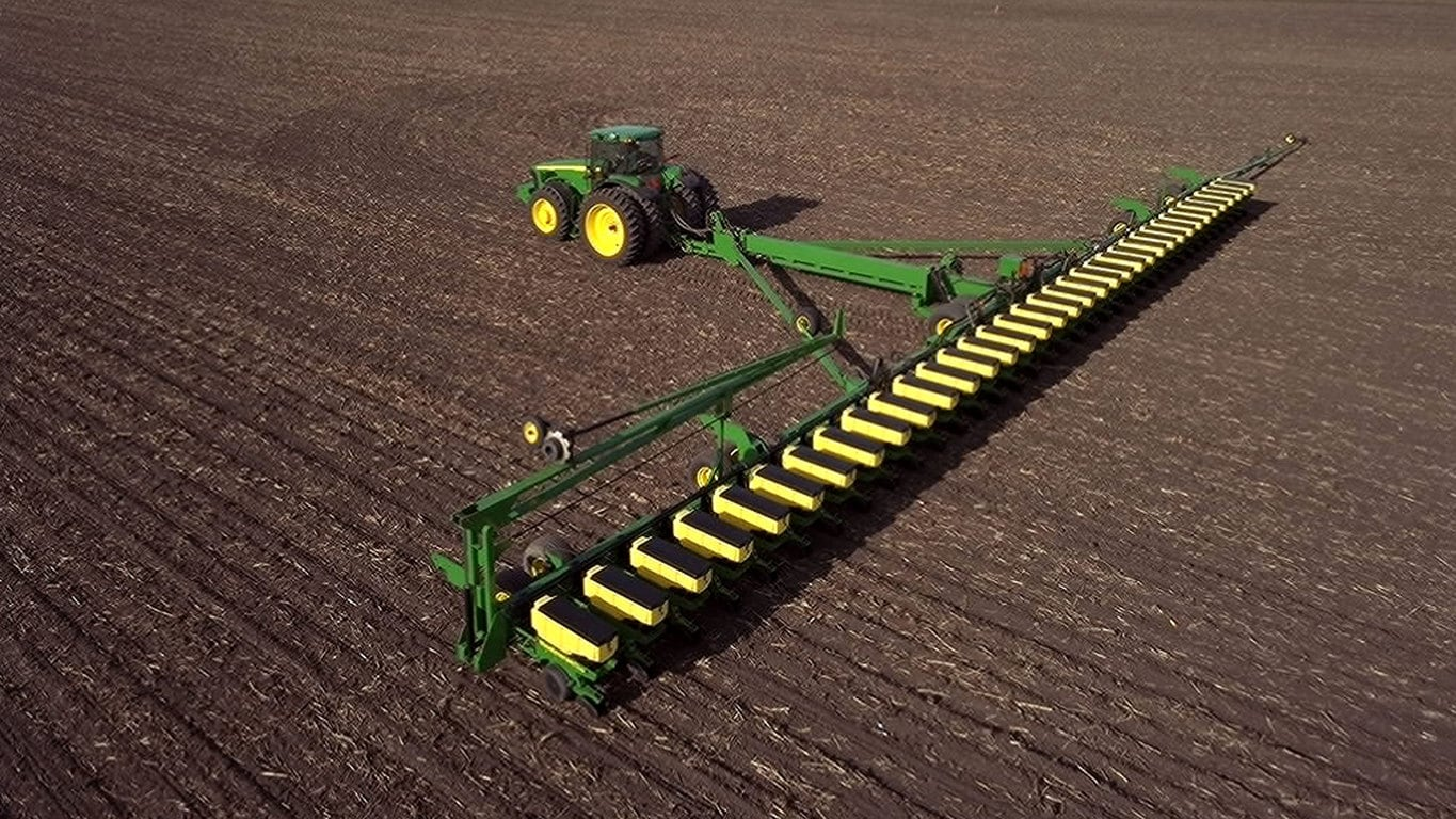 Planting Equipment Db90 54row20 Planter John Deere Us