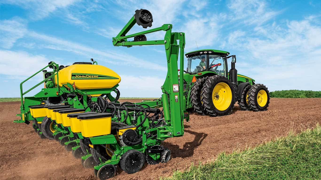 Outstanding Planting Equipment 1775Nt 16Row30 Planter John Deere Us Spiritservingveterans Wood Chair Design Ideas Spiritservingveteransorg