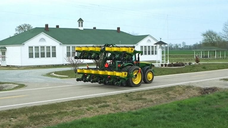 1725 CCS Stack-Fold Planter