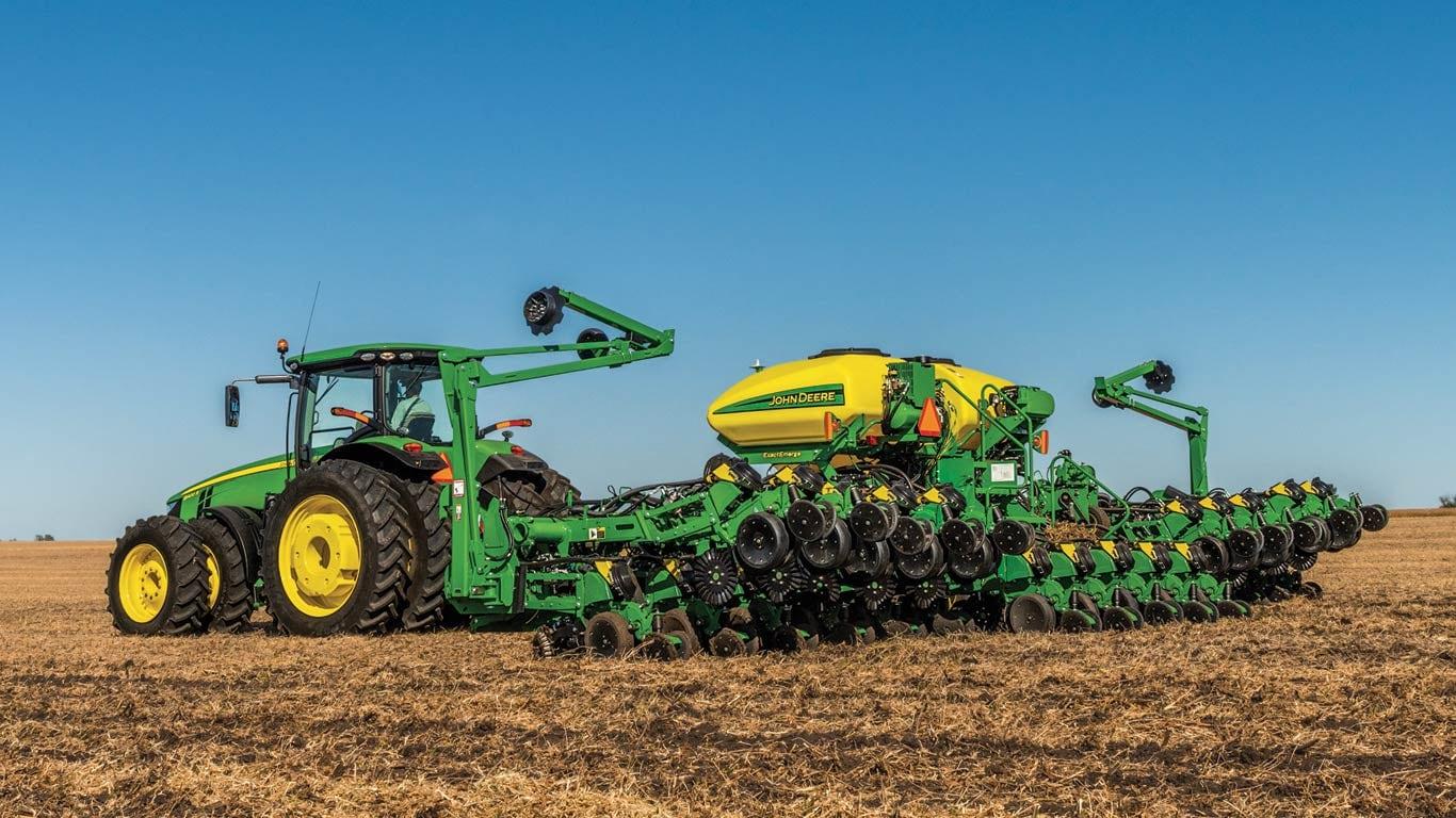 Planting Equipment Drawn Mounted Farm Planters John Deere Us
