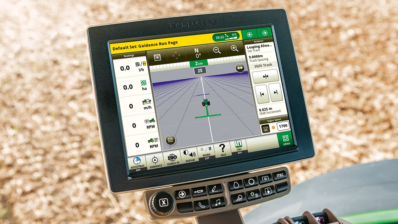 Precision Ag Technology Guidance Solutions John Deere Us