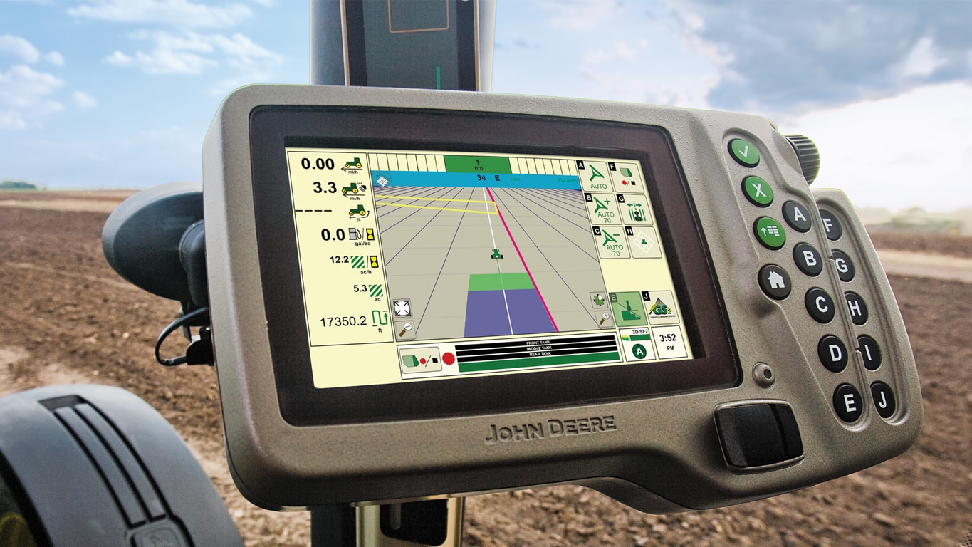 Precision Ag Technology John Deere Ssa