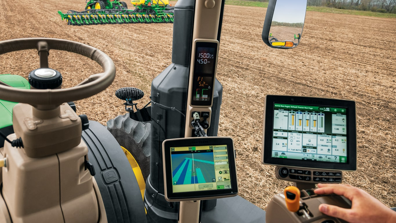 Field image of JD Machine Sync