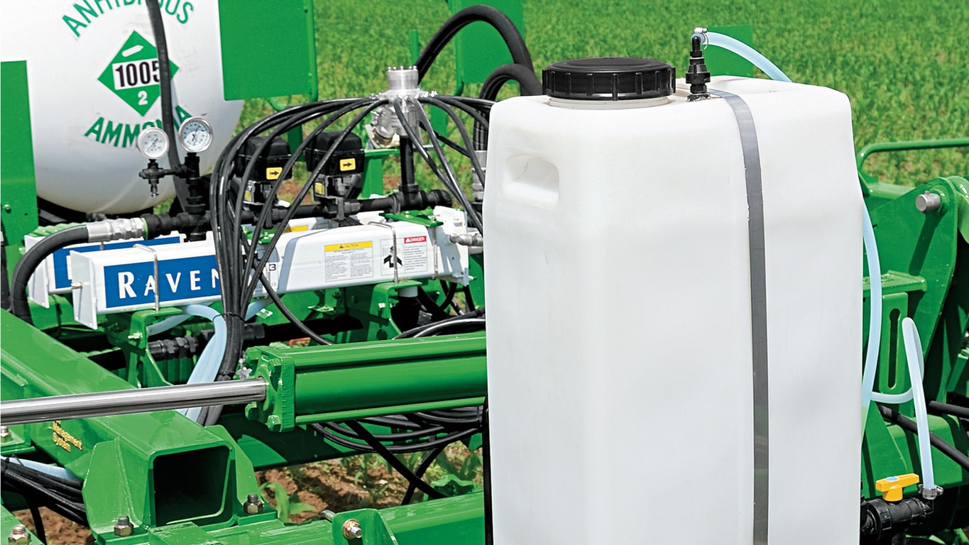variable rate application raven sidekick™ pro john deere usfield image of raven sidekick pro