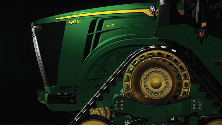 9RX 540 Scraper Special