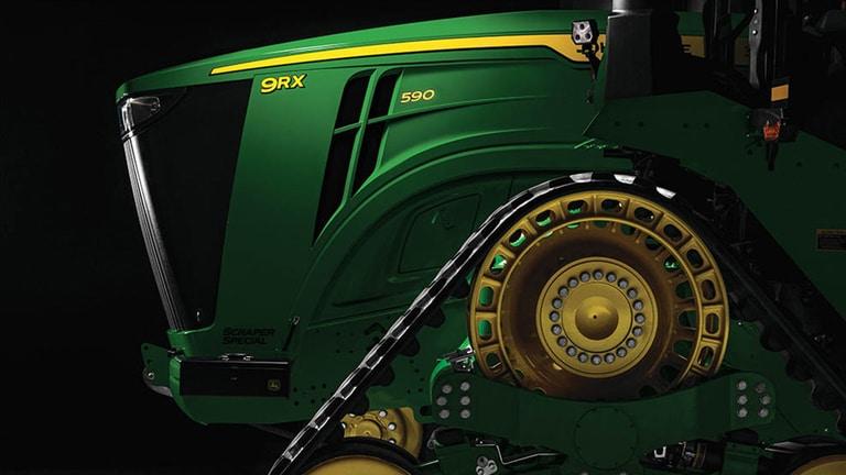 9RX 590 Scraper Special